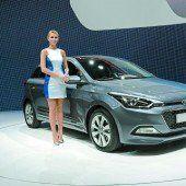 Mehr Platz im Hyundai i20