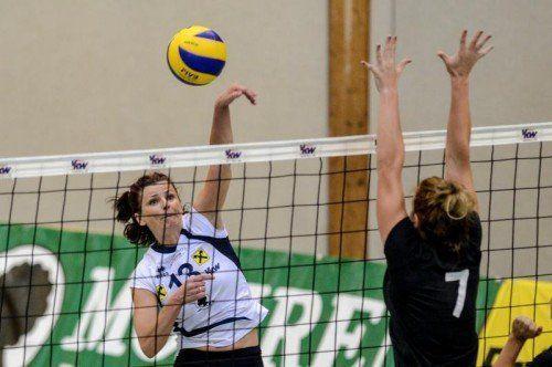 Beata Horvath war mit 110 Punkten Topskorerin im Grunddurchgang der 2. Bundesliga. VN/Lerch
