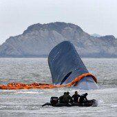 Sewol-Kapitän räumt schwere Fehler ein