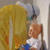 Ebola-Alarm in Madrid: Flugzeug wurde isoliert