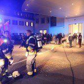 Brandalarm am Kaiserstrand