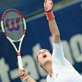 Petkovic verlor schon in der ersten Runde