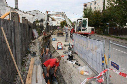 In verschiedenste Projekte wurden 2,4 Millionen Euro investiert.