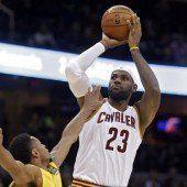 LeBron James beginnt zweite Cleveland-Ära