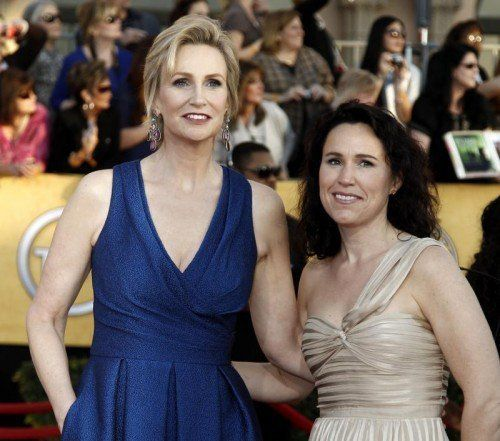 Jane Lynche und die Psychologin Lara Embry waren vier Jahre verheiratet. Foto: ap