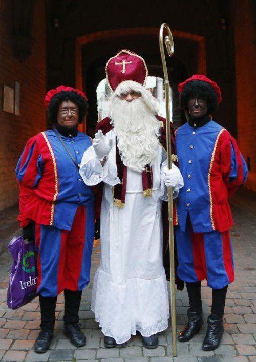 Jeder liebt die Pieten: Sie sind fröhlich, immer zu Streichen aufgelegt und bringen den Kindern am Abend des 5. Dezember die Geschenke.