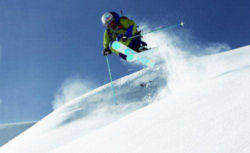 Kästle setzt auf Nischenprodukte wie Freeride-Ski und will damit weitere Märkte erobern. FOTO: P. Mathis