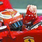 Räikkönen freut sich auf Freund