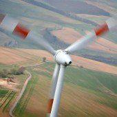 Verunsicherung im Windparadies