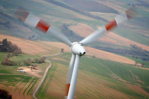 Können Windräder den Funkverkehr stören?  Foto: dpa