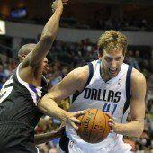 Nowitzki spricht sich für kürzere NBA-Saison aus