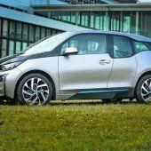 Markterfolg für den BMW i3