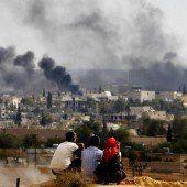 Scheinexekutionen und Folter durch IS-Kämpfer
