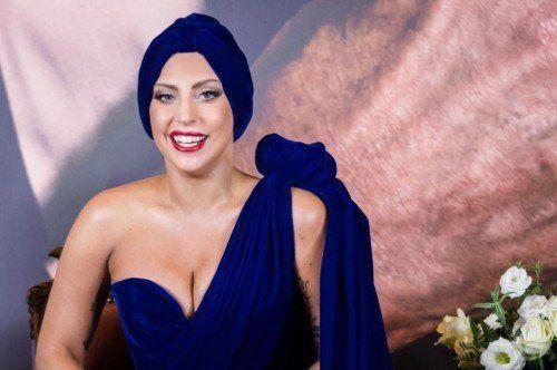 Lady Gaga raucht nur noch ab und zu einen Joint. Foto: AP