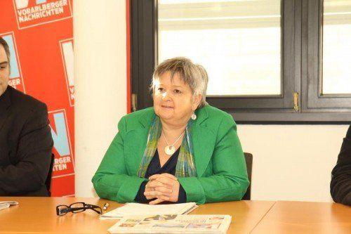 """Landesschulinspektorin Karin Engstler: """"Pädagogisch wertvolle Schulversuche ins Regelsystem überführen."""""""
