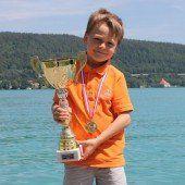 Der Ländle-Nachwuchs holte neun Medaillen