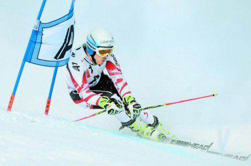 Marcel Mathis fährt beim Riesentorlauf in Sölden am Sonntag sein 28. Weltcuprennen. Foto: gepa