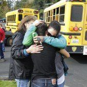 Tote bei Schießerei an amerikanischer Schule