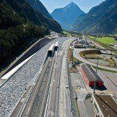 Elastizität für den Gotthard-Tunnel