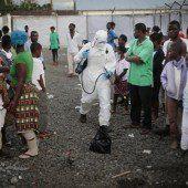 Angst vor Ebola: Schiff durfte nirgends anlegen