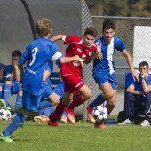 4:1-Sieg! Admira U 16 gewinnt Stadtderby gegen FC Dornbirn