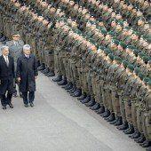 Neutralität, Demokratie und Heer