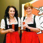 Nicole Neyer (l.) und Sabine Treimel (Fohrenburg).