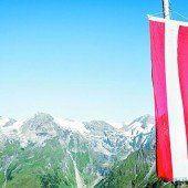 Vom Tag der Fahne zum Nationalfeiertag