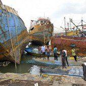 Zahl der Zyklon-Opfer ist gestiegen
