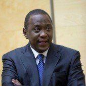 Staatschef von Kenia vor dem Weltstrafgericht