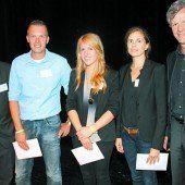 Andrea Künzler gewinnt Ländlepflegepreis 2014