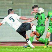 Bregenz wurde Favoritenrolle gerecht und besiegte Lauterach mit 4:0