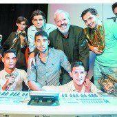 Berührendes Konzert für die Sozialaktion Elijah von Pater Sporschill