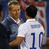 Klinsi hält Donovan Tür zum US-Team offen