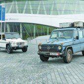900.000 Kilometer mit der Mercedes-G-Klasse