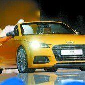 Facelift für den Audi A6