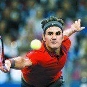 Roger Federer feierte den 1000. Sieg