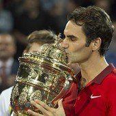 Federer feiert sechsten Sieg bei Heimturnier