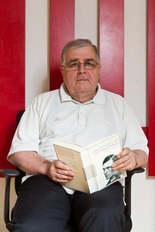 """Sollte ein paar Bilder vom einstigen Vorsitzenden der SPÖ-Vorarlberg und Nationalrat Manfred Lackner für die Serie """"Was wurde aus . . .?"""" haben"""