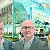 Messepark ganz neu um 35 Millionen Euro