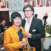 Susanne Schindler (Paterno) und Fredi Jenni.