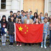 Auf Wiedersehen in China