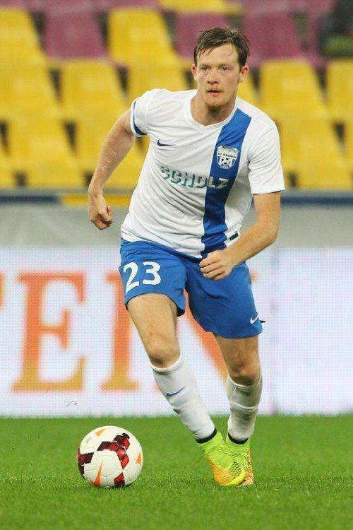 Vereinslos: Ex-Austria-Kicker Sascha Boller. Foto: gepa