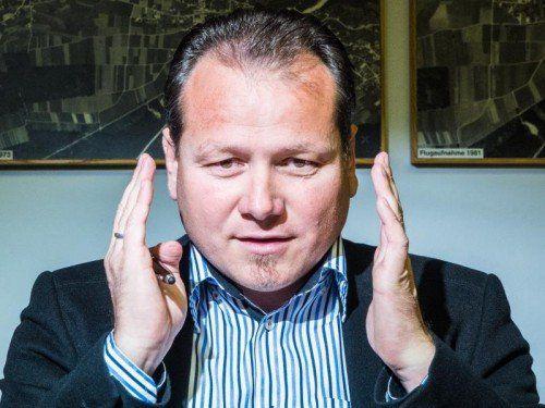 Verzichtet im Rathaus auf Parteipolitik: Harald Witwer.  Foto: MK