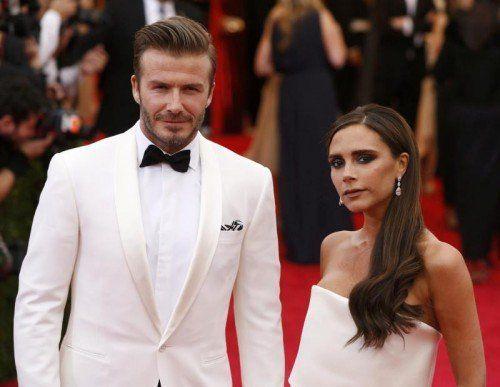 Victoria Beckham steht im britischen Unternehmer-Ranking unangefochten auf Platz eins. Foto: Reuters