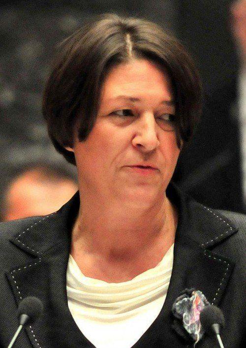 Violeta Bulc soll Slowenien als EU-Kommissarin vertreten.  Foto: EPA