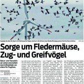 Die Vogelwelt ist wichtiger