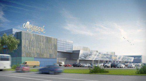 Man werde die neu einzureichenden Messepark-Pläne gewissenhaft prüfen, sagt Bgm. Andrea Kaufmann. VN