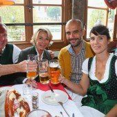 Bayern setzen ein Zeichen