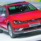 VW hat Bestseller gründlich renoviert